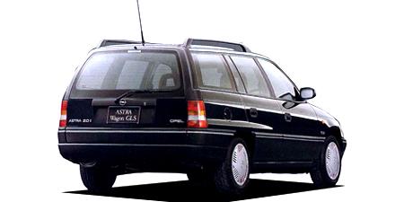 オペル アストラ CD (1993年11月モデル)