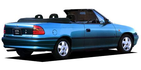 オペル アストラ カブリオ (1995年10月モデル)