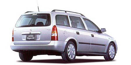 オペル アストラ ワゴンLS (1998年11月モデル)