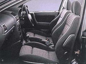 オペル アストラ CD (1999年10月モデル)