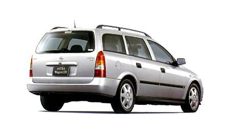 オペル アストラ ワゴンスポーツ (2000年11月モデル)