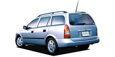オペル アストラ ワゴンCD (2002年5月モデル)