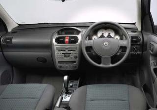 オペル ヴィータ GSi (2001年12月モデル)