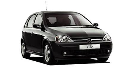 オペル ヴィータ GSi (2003年5月モデル)