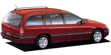 オペル オメガ ワゴンCD (1995年10月モデル)