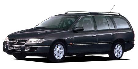 オペル オメガ ワゴンMV6 (1996年10月モデル)