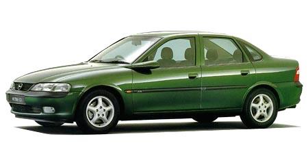 オペル ベクトラ CD (1996年4月モデル)