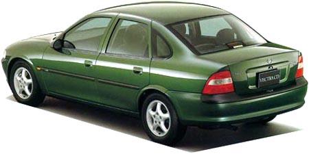オペル ベクトラ CD (1996年10月モデル)