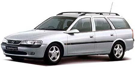 オペル ベクトラ ワゴンCD (1999年3月モデル)