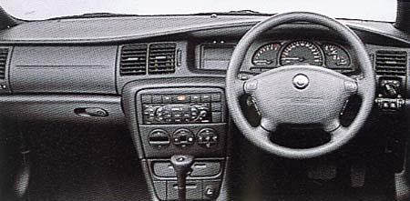 オペル ベクトラ CDX (1999年12月モデル)