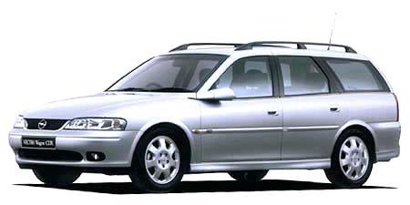 オペル ベクトラ ワゴンCD (2001年3月モデル)