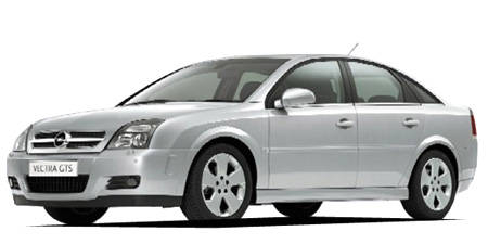 オペル ベクトラ GTS3.2 (2003年4月モデル)