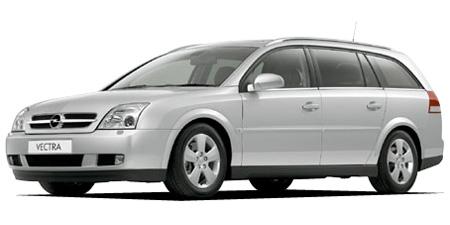 オペル ベクトラ ワゴン3.2 (2005年2月モデル)