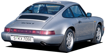ポルシェ 911 911カレラ2 クーペ (1991年2月モデル)