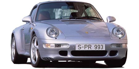 ポルシェ 911 911カレラ クーペII (1995年10月モデル)