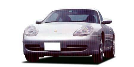 ポルシェ 911 911カレラ クーペ (1998年10月モデル)