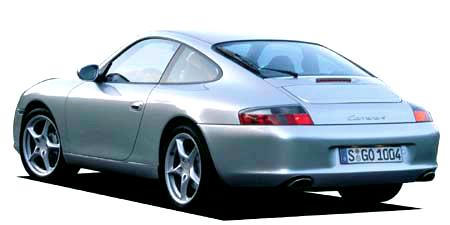 ポルシェ 911 911カレラ クーペ (2001年9月モデル)