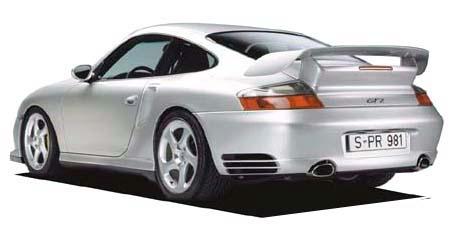 ポルシェ 911 911GT2 (2001年9月モデル)