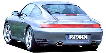 ポルシェ 911 911カレラ4S (2001年12月モデル)