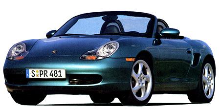 ポルシェ ボクスター ボクスターS (2000年10月モデル)