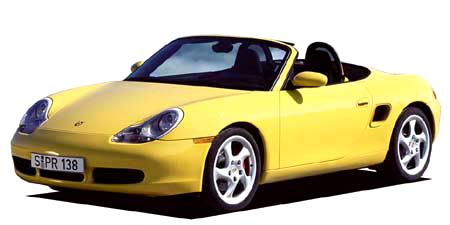 ポルシェ ボクスター ボクスター (2001年9月モデル)