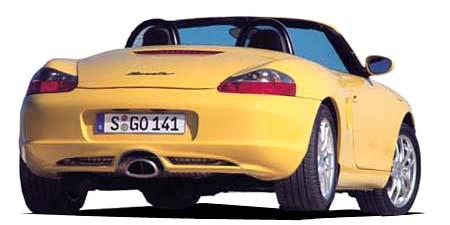 ポルシェ ボクスター ボクスター (2002年9月モデル)