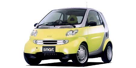 スマート スマートクーペ ベースグレード (2002年8月モデル)