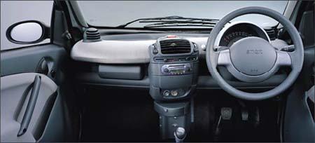 スマート スマートK ベースグレード (2002年6月モデル)