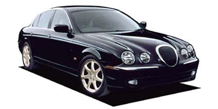 ジャガー Sタイプ 3.0スポーツ (2000年10月モデル)