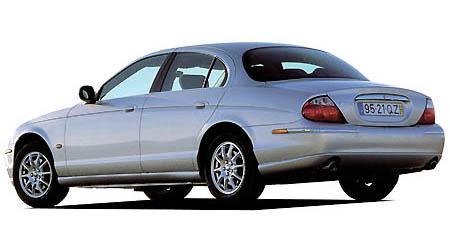 ジャガー Sタイプ 3.0スポーツ (2002年9月モデル)