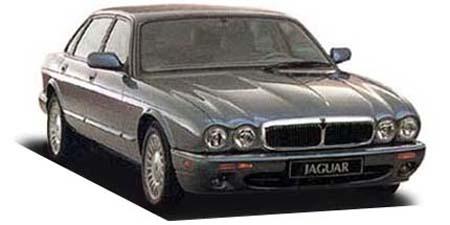 ジャガー XJ XJ8 3.2-V8 (1997年10月モデル)