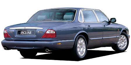ジャガー XJ XJ エグゼクティブ3.2-V8 (2000年10月モデル)