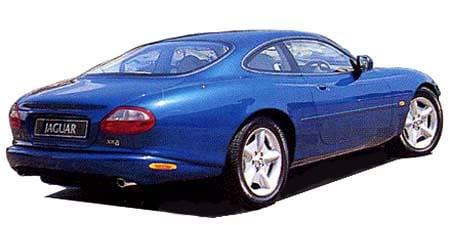 ジャガー XK XK8クーペ スポーツ (1996年8月モデル)