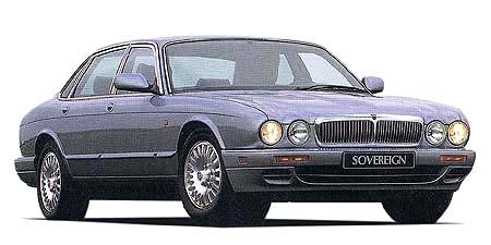 ジャガー ソブリン 4.0 (1994年11月モデル)