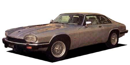 ジャガー XJ-S V12クーペ (1991年9月モデル)