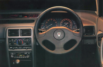 ローバー 200 216GTi (1994年1月モデル)