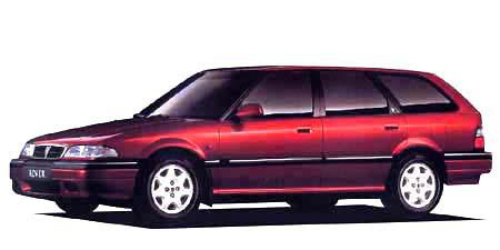 ローバー 400 416トゥアラー (1995年1月モデル)