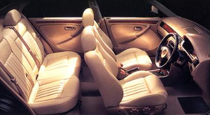 ローバー 400 400Si (1997年10月モデル)