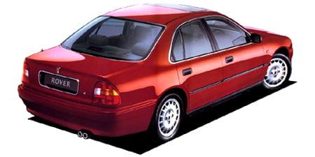 ローバー 600 618Si (1996年4月モデル)
