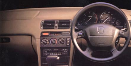 ローバー 600 620SLi (1996年4月モデル)