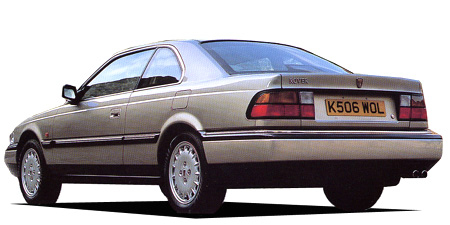 ローバー 800 827クーペ (1993年5月モデル)