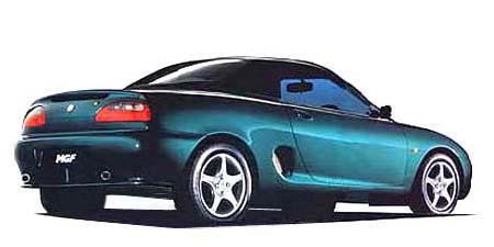 MG MGF 1.8i VVC (1996年5月モデル)