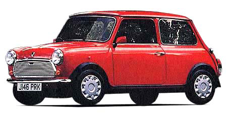 ローバー MINI メイフェア1.3i (1994年4月モデル)