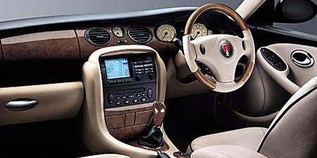 ローバー 75 ツアラー (2004年7月モデル)