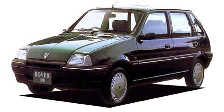 ローバー 100 114GSi (1994年10月モデル)