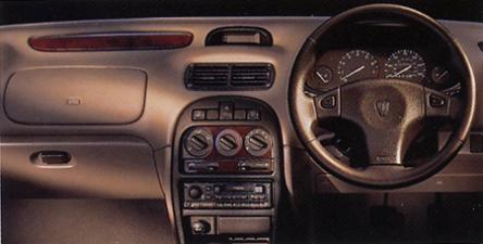 ローバー クーペ ベースグレード (1996年8月モデル)