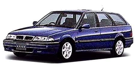 ローバー トゥアラー ベースグレード (1997年4月モデル)