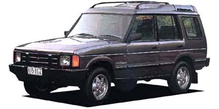 ランドローバー ランドローバーディスカバリー Tdi 5ドア (1991年10月モデル)
