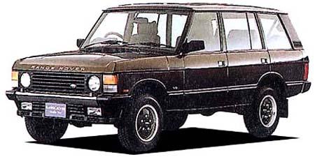 ランドローバー レンジローバー バンデンプラ (1992年12月モデル)