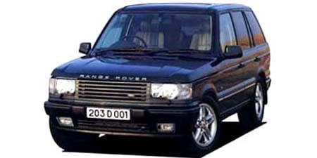 ランドローバー レンジローバー ヴォーグ (2000年4月モデル)